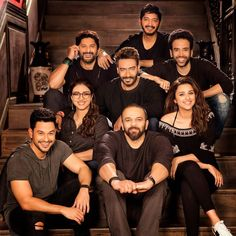 Wow: Ajay Devgn Gives A Sneak Peek Of His Golmaal Again Family on Rohit Shetty's Birthday. @filmywave  #AjayDevgn #Golmaal #GolmaalAgain #Golmaal4 #RohitShetty #ArshadWarsi #ParineetiChopra #Tabu #KunalKemmu #ShreyasTalpade #TussharKapoor #NeilNitinMukesh #movie #firstlook #celebrity #movie #film #bollywood #bollywoodactor #bollywoodactress #bollywoodmovie #actor #actress #star #instalike #instacomment #filmywave