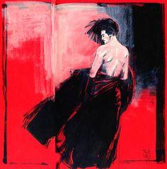The Sandman: Morpheus, by Mike Dringenberg