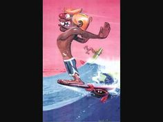 The Silly Surfers - Gremmie out of control - YouTube