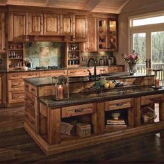 I really like this kitchen!