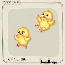 CU Vol. 293 Animals Easter by Lemur Designs #CUdigitals cudigitals.com cu commercial digital scrap #digiscrap scrapbook graphics