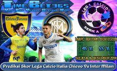 Prediksi Skor Lega Calcio Italia Chievo Vs Inter Milan