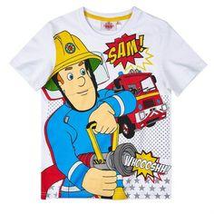 Palomies Sami t-paita Boys, Sports, Fictional Characters, Fashion, Fireman Sam, Guys, Clothing, Kids, Wish List