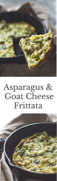 With just 30 minutes and only 6 ingredients, this Shaved Asparagus and Goat… Goat Cheese Recipes, Veggie Recipes, Vegetarian Recipes, Cooking Recipes, Gourmet Breakfast, Best Breakfast, Brunch Recipes, Breakfast Recipes, Good Food