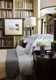 Cozy study-bedroom !