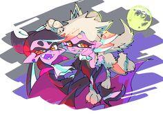 吸血鬼VS狼人間