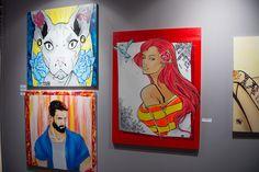 Lille Art Up 2016 - ArtisFact.fr