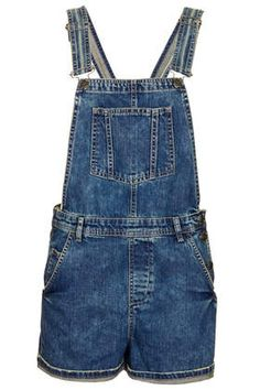 MOTO Short Denim Dungarees  should have kept all my overalls
