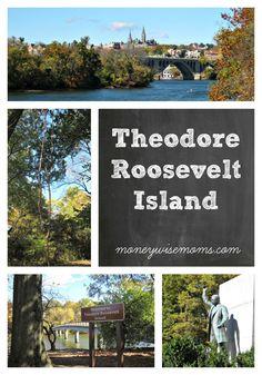 Theodore Roosevelt Island {Day Trip from DC} via @Gina Gab Solórzano Gab Solórzano Lincicum (MoneywiseMoms)