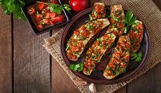 plneny baklazan s dubakovo -koprovou omackou