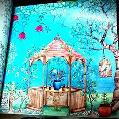 Jardin Secreto Inspiracin Secret Garden Book Inspiration Jardim