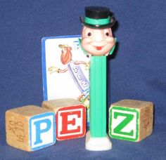 Antiques & Collectibles -- jiminy cricket Pez Dispensers