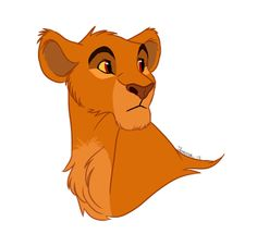 Young Mufasa. AWW! SO INCREDIBLY CUTE!!