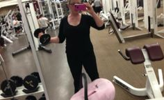 Moms of all shapes and sizes are posting selfies on the heels of the Maria Kang