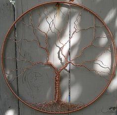 "12"" Tree Wall Hanging | Flickr - Photo Sharing!"