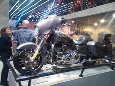 Harley Davidson launched its classic cruisers at IAE