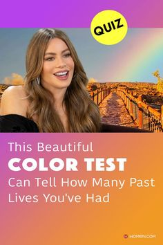 Personality quiz on how many past lives you've had based on your beautiful color perception. #colorquiz #pastlives #pastlife #death #pastlifequiz #colortest #personalityquiz #whoareyou #aboutyourself #yourlife #personalitytest #imagequiz #whatdoyousee Color Personality Test, Personality Quizzes, Color Quiz, Color Test, What Do You See, How To Find Out, How Many, Past Life, Perception