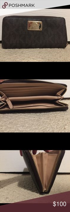 Michael Kors wallet Michael Kors wallet. Excellent condition. Well cared for. Michael Kors Bags Wallets