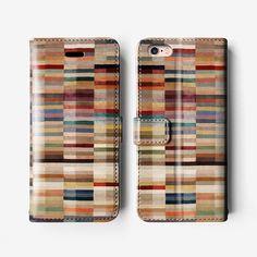 iPhone 6 / 6s / 6 Plus / 6s Plus Decouart 手帳型 ケース B008の画像1枚目