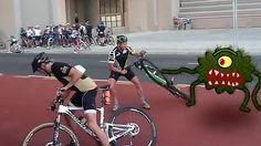 Monster stole my bike