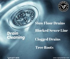 Northern New Jersey Plumbing Company - Viperjet sewer and drain cleaning is the most trusted plumbing company provides all plumbing repairs and installations - sewer & drain cleaning, residential plumbing and commercial plumbing as well. Clean Clogged Drain, Sewer Drain Cleaning, Residential Plumbing, Recycling Services, Commercial Plumbing, Floor Drains, Drain Cleaner, New Jersey