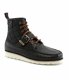 Polo Ralph Lauren Saddleworth Casual Boots #Dillards