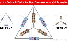 Star Network, Electrical Safety, Electrical Energy, Electronics Basics, Electronics Projects, Electronic Engineering, Electrical Engineering, Delta Connection