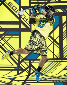 Under Armour All-America Lax Uniforms Unveiled