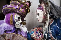 The Best Carnival of Venice Photos