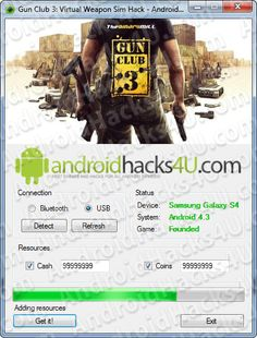 Cheat and Hack All Games