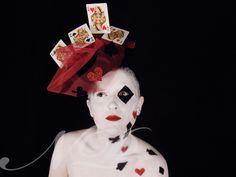 Modelo: Anna Bernat  Maquillaje: Naroa Poulin  Tocado: Naroa Poulin