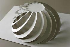 Origami Paper Art, 3d Paper, Paper Crafts, Folding Architecture, Paper Folding Techniques, Paper Structure, Modular Structure, Paper Engineering, Paper Artwork