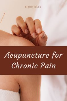Despite wide use in clinical practice, acupuncture remains a controversial treatment for chronic pain. See the results of this study Chronic Illness, Chronic Pain, Fibromyalgia, Meta Analysis, Scoliosis, Muscle Pain, Acupuncture, Arthritis, Pain Relief