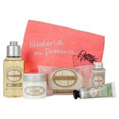 L'Occitane+en+Provence+Almond+Discovery+Kit-+ +Debenhams