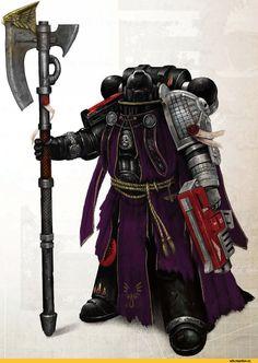 Warhammer 40000,warhammer40000, warhammer40k, warhammer 40k, ваха, сорокотысячник,фэндомы,death watch,Space Marine,Adeptus Astartes,Imperium,Империум