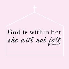 Psalm 46 5, Psalms, Christian Podcasts, Mom Prayers, Faith Church, Our Father In Heaven, Names Of Jesus Christ, Faith Over Fear, Day Of My Life