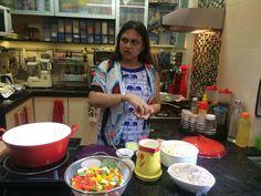 Global Feast aka Pop up Lunch with Ananya Banerjee