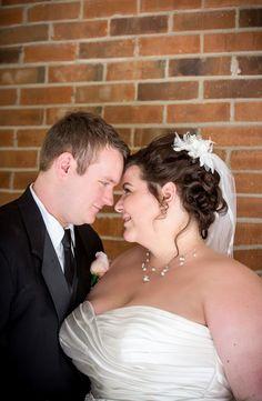 {Real Plus Size Wedding} Gorgeous Opryland Wedding in Nashville