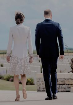 William and Kate | duchesscambridges:  The Duke & Duchess of...