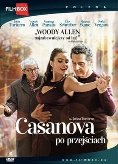 """Casanova po przejściach"" (""Fading Gigolo""), reż., scen. John Turturro. Obsada: John Turturro, Woody Allen, Sharon Stone, Vanessa Paradis, Liev Schreiber. 90 min."