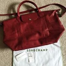 Longchamp sale Kick off the holiday season with a little sparkle and a discount. Today only, enjoy 86% off these women's Classics as part of Giving.