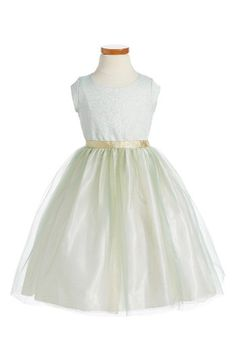 Free shipping and returns on Dorissa Cassandra Fit & Flare Dress (Toddler Girls, Little Girls & Big Girls) at Nordstrom.com. A beautiful, subtly embroidered bodice underscores the elegance of a shimmering fit-and-flare dress with a flouncy tulle skirt.