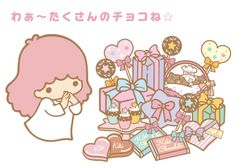 LittleTwinStars Official★Blog Kiki&Lala Dreamy Diary