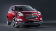 2017 Chevrolet Equinox (Chevy) Review, Ratings, Specs, Prices, and Photos - The…