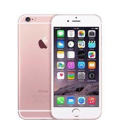 İphone , 6s plus rose gold