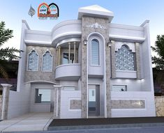 Design Discover Most Beautiful House Design House Outside Design, House Front Design, Small House Design, Cool House Designs, Best Modern House Design, Classic House Design, Bungalow House Design, House Plans Mansion, My House Plans