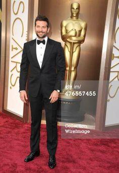 Bradley Cooper In Oscar Red Carpet 2014
