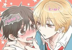 Hasekura & Kensuke   Hitorijime my Boyfriend