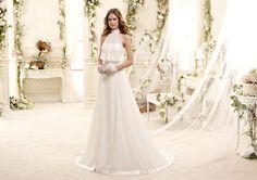 Fashion bride 2015 - Collection COLET. EVELIANA COAB15245IV. Wedding Dress Nicole.