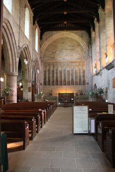 Bolton Abbey, North Yorkshire, England